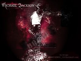king of pop 1 by ahmetbroge