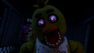 The Derpiest Jumpscare by FoxyCyber