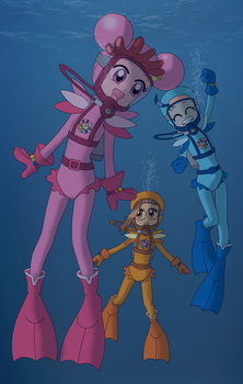 Doremi Aquatique by ZeFrenchM