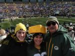 Go Pack Go! by enteringmymind