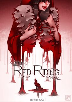 Little Red Riding Hood by EmiDeClam