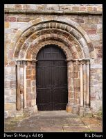Door St Mary's rld 03 by richardldixon