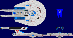 USS Nyssa Multi-View by captshade