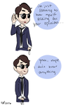 yea i dont hear anything by Kitzophrenic