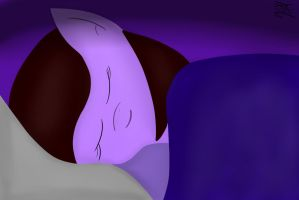 Purple - Sleep by ZedsSparkle