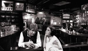 The Courtship of Han and Leia by Rabittooth