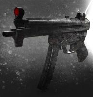 MP5 by gamka