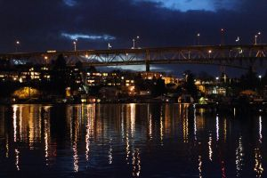 Portage Bay, Seattle by vmulligan