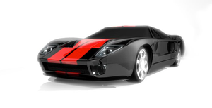 3D Ford GT by Evil1991