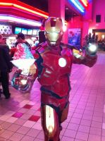 Avengers midnight release! by Kolin-Roberts