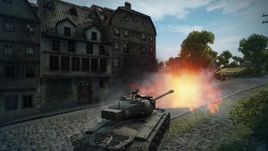 T26E4 Returning Fire by OseanSoldier