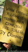 Ruled by Criminals by TheSimSim