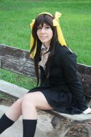 Suzumiya Haruhi Movie Cosplay by Phadme