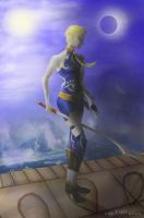 Skyward Sword Young Impa by OneEyedWitch