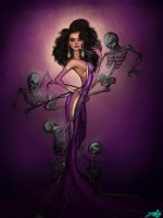 The Seven Deadly Sins *VANITY by dantetyler