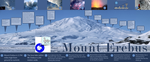 Timeline of Mt.Erebus by MonsterKidtheSmall