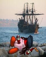 Kirby - Jack Sparrow by Metallicfire0