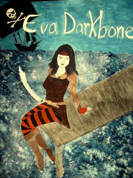 Eva Darkbone by ceeda