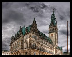 City Hall - Hamburg No.2 by matze-end