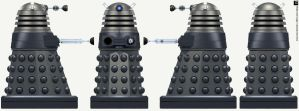 New Paradigm Dalek by Librarian-bot