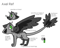 Axel Ref by Cupcake-Wingz