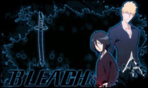 This is BLEACH by Seirenn