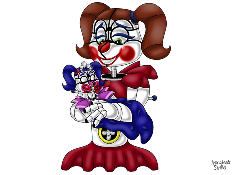 A Mother's Pride... by Animatronic-Skrillex