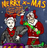 MERRY CHRISTMAS PRESENTS by Harkill