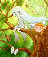 The Secret Of Kells by bakatty
