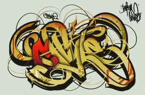 CStyle.TUFER Collab by c0nr4d