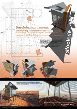 Sitooterie Contest 1st Place by ArchiByte