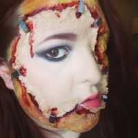 reattached face 2 by ScarahScrewdriveR