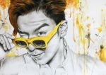 Yellow Shades by MonicaSutrisna