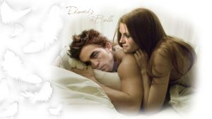 Edward and Bella - Isle Esme by oXGeRRyBeRRyXo
