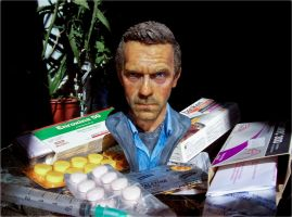 Dr house.. by Ruxian