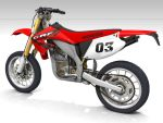 Honda CRF450R SuperMotard by Th3-ProphetMan