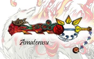 Amaterasu by OnyxChaos