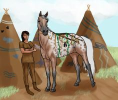 The Trading Post by SilverBrooke-Stables