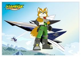 Star Fox Comand wallpaper by ExileFlash