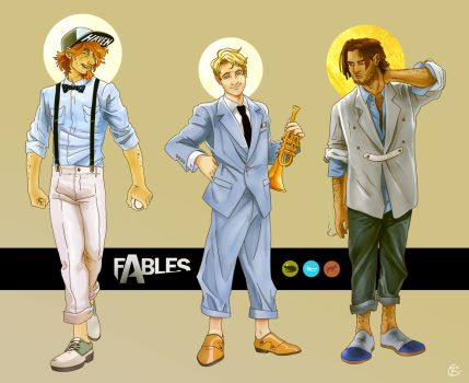Fables Fashions by Anubis-005