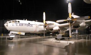 Boeing WB-50D Weather Superfortress by rlkitterman