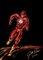 The Flash by icanhaverinpa
