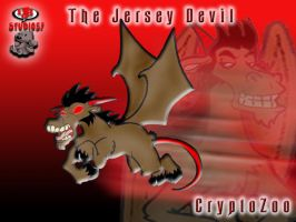 CryptoZoo - The Jersey Devil by DJBStudios
