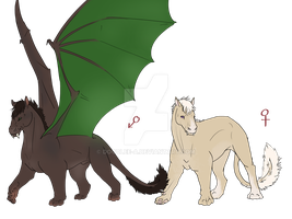 DTA: Heroc Adoptables Round 1 CLOSED by Doodlee-a