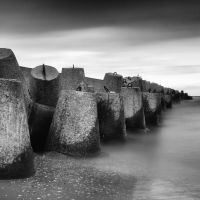 Perspective Breakwaters by hunterside