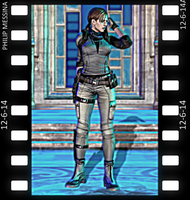 Jill Valentine: Estate of Fear by PhilipMessina
