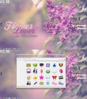 Flower Lover Screenshot by ClariTutos