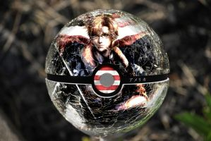 The Pokeball of America (Hetalia) by wazzy88