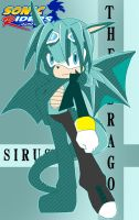 Sirus - sonic riders by Sakura-Rose12