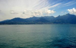 Lac Leman by Arzhael71